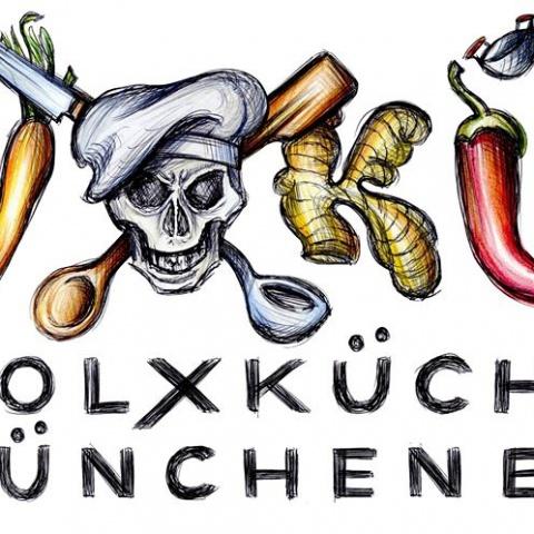VolxKüche München – hier kochen Menschen für Menschen